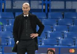Real's Zidane defends decisions but admits Chelsea deserved to progress