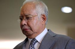 Lawyer: Najib not yet a bankrupt