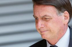 Brazil's Bolsonaro says United States will soon send vaccines to Brazil