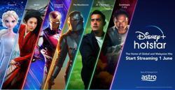 Astro's revenue per user may improve on Disney+ Hotstar