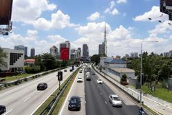 MCO Day 1: Traffic in Selangor is relatively light