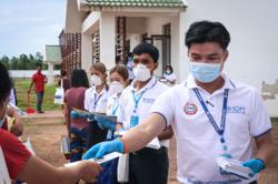 Number of new Covid-19 infections remain high, says Laos govt