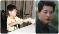 Song Joong-ki and 5 other K-drama actors share childhood photos on Instagram