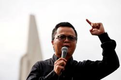 Thai activist lawyer contracts COVID-19 while jailed on charge of insulting king: official