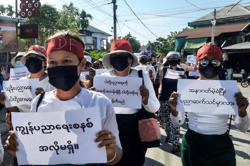 More than 200 NGOs call for UN arms embargo on Myanmar