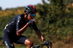 Cycling-Bernal's form adds to unpredictability of Giro d'Italia