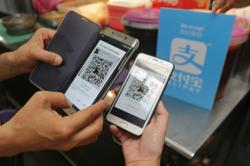 Thai digital payments double in Feb as outbreak spurs online activity