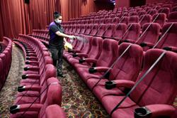 Cinemas cut capacity as Singapore increases Covid-19 restrictions