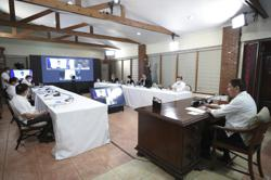 Philippines' Duterte orders arrest of mask violators; govt announces 6,637 daily cases for a 1,080,172-total.