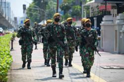 Indonesia deploys 400 battle-hardened troops to troubled Papua