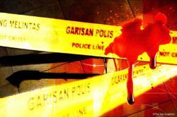 Cop found murdered with gunshot to head in Sibu