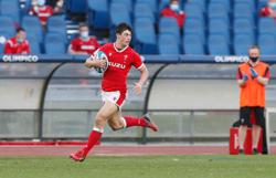 Rugby-Rees-Zammit becomes youngest Lion in more than 60 years