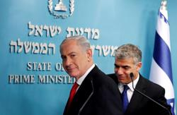 Israel's odd couple: rivals who could topple Netanyahu together