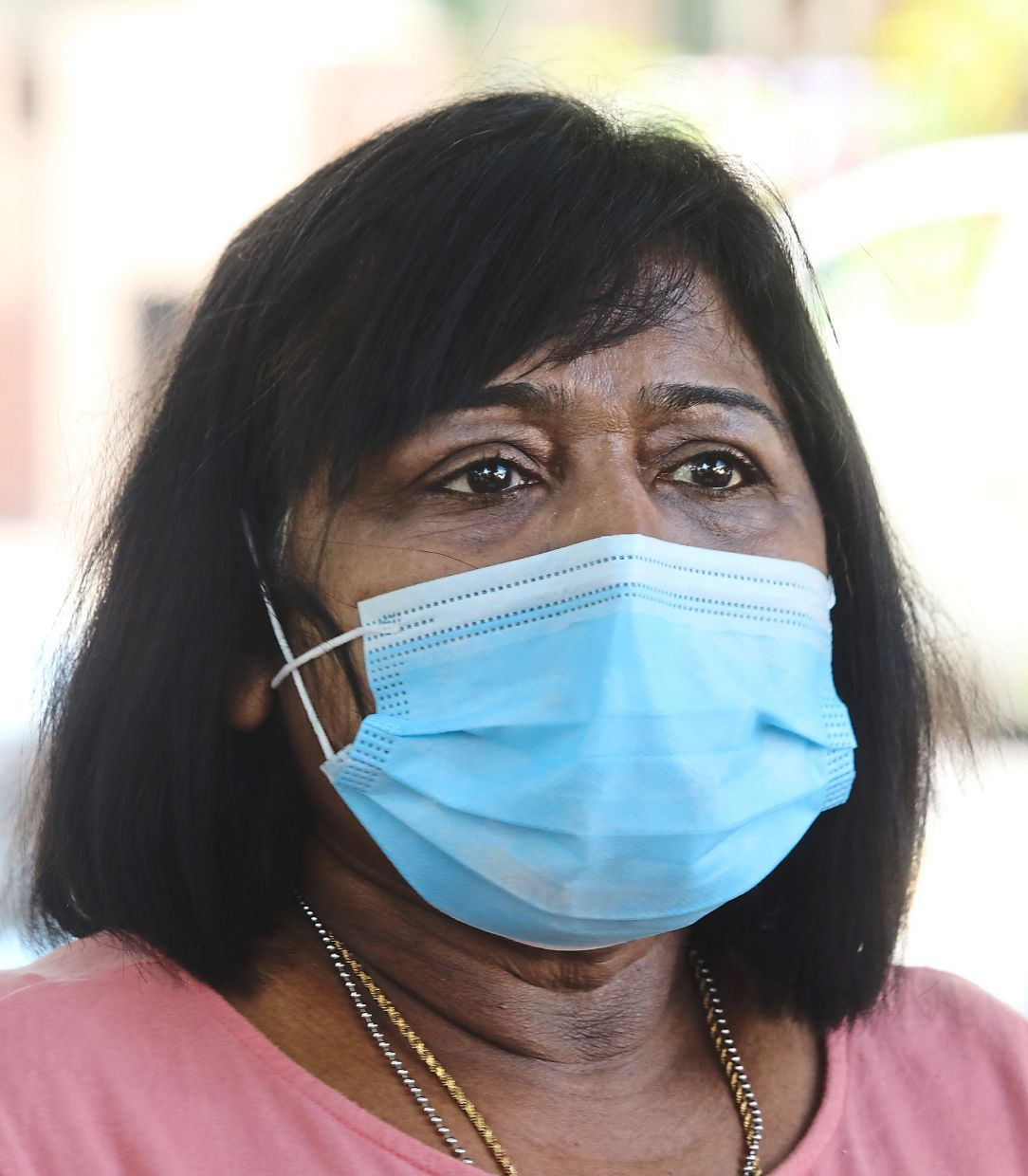 Vimala says she has been told that having eight rooms in a house is permitted.