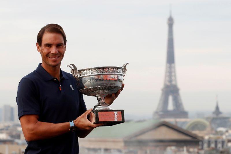 Sport-Nadal and Osaka scoop top Laureus awards