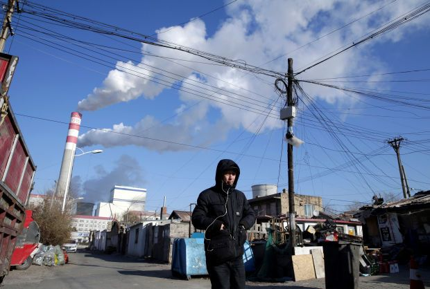 Chinese govt needs to become clean energy supermajor