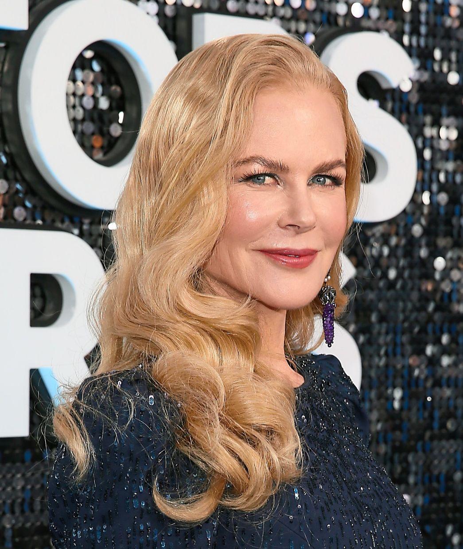 Nicole Kidman loves playing a mum.