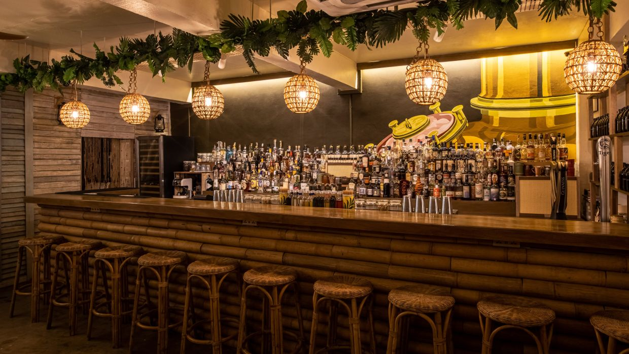 JungleBird recently moved to a new location, which the founders designed and constructed by themselves.