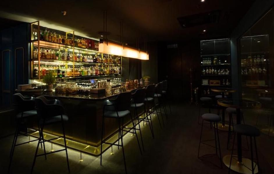 Three X Co blends local oriental cultures with a Prohibition-styled speakeasy theme.