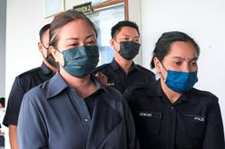 Single mum charged with money laundering of nearly RM1mil
