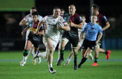 Rugby-England no, Lions yes as Gatland recognises Simmonds's quality