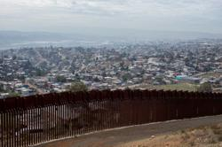 U.S. bound-migrants vaccinated for COVID-19 in Mexican border city