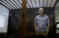 Amnesty International to restore 'prisoner of conscience' status to Russia's Navalny: aide