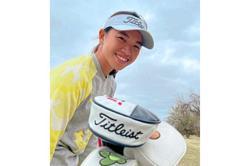 Genevieve pursues LPGA Tour dream in America