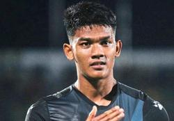 Injury rules Shahrel out of Harimau's UAE mission