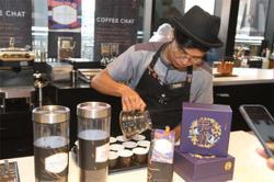 Higher Starbucks Q3 sales boost Berjaya Food