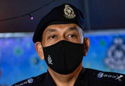 Perak top cop: Random checks on toll paid to deter unapproved interstate travel