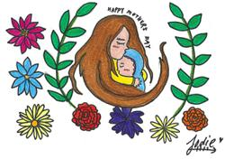 Starchild: Celebrate Mothers Day with these drawings by Malaysian children