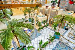 Get a taste of exotic Morocco at Gurney Plaza