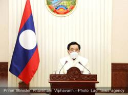 Extended lockdown essential amid ongoing challenges: Lao PM