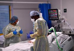 British officials to warn over Indian coronavirus variant: reports