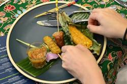 Veggie satay: Singapore lab cooks up Asian favourites, minus the meat