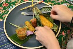 Veggie satay: Singapore lab cooks up Asian favourites, minus the meat