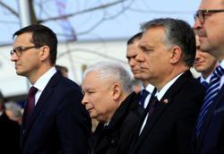 Poland, Hungary push against