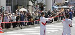 Japan's Fukuoka prefecture to cancel Olympic torch relay - Kyodo