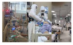 Covid-19: ICU cases hit all-time high of 506, says Health DG