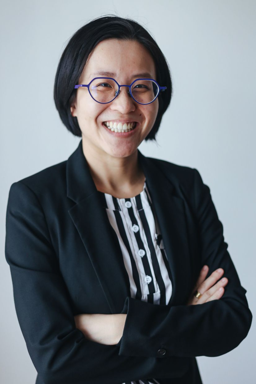 All Women's Action Society (AWAM) Information and Communications officer Tan Chia Ee.