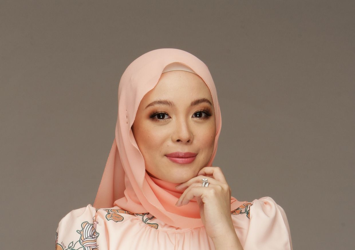 Datin Vivy Yusof, co-founder of The dUCk Group - YAP CHEE HONG/The Star