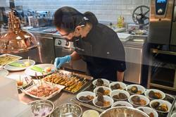 Lab cooks up Asian favourites, minus the meat