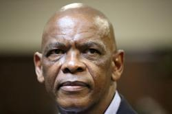'I am not going anywhere,' suspended official in South Africa's ANC says