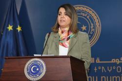 Libya armed groups raid hotel where presidency met, its spokeswoman says
