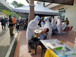 S'gor kicks off community Covid-19 testing in Kajang, Semenyih