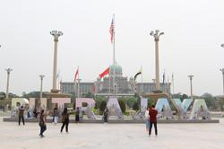 MCO 3.0: Cops remind outsiders not to enter Putrajaya for social, recreational activities