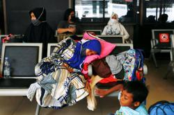 Millions of Indonesians find way home in Hari Raya exodus ahead of Covid-19 ban