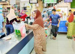 Bruneians gear up for second Raya in the new normal