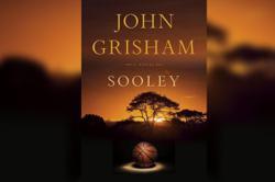 Entering a different court: John Grisham pens a basketball thriller